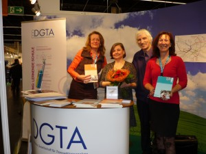 DGTA Standbesatzung didacta 2013