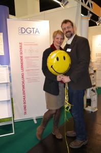 DGTA Tangopaar didacta 2013