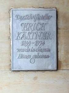 Erich Kästners Geburtshaus