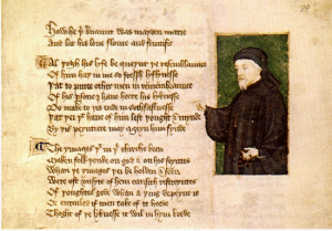 Chaucer_Hoccleve